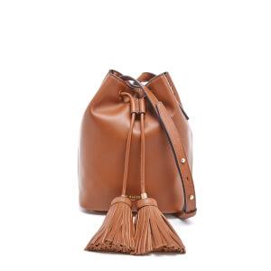 Ted Baker Women's Avida Tassle Detail Bucket Bag - Brown