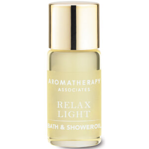 Aromatherapy Associates Relax Light Bath & Shower Oil 3ml