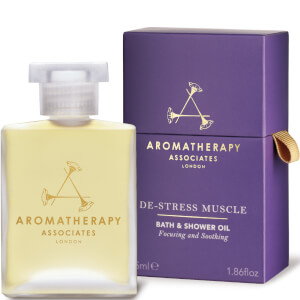 Aromatherapy Associates De-Stress Muscle Bath & Shower Oil 3ml