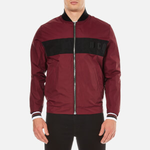 McQ Alexander McQueen Men's Windbreaker Jacket - Port