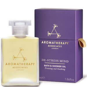 Aromatherapy Associates De-Stress Mind Bath & Shower Oil 3ml