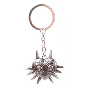 The Legend Of Zelda (Majora's Mask) - Metal Keychain
