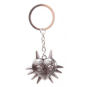 The Legend Of Zelda (Majora's Mask) - Metal Keychain