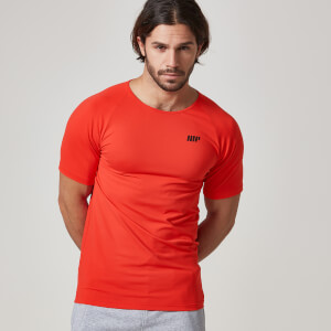 Myprotein Heren Core T-shirt - Rood