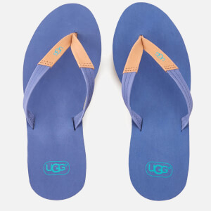 UGG Women's Ruby Wedged Flip Flops - Moonstone