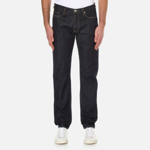 PS by Paul Smith Men's Tapered Fit Jeans - Indigo