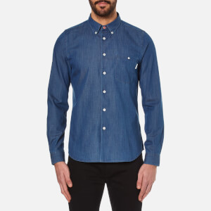 PS by Paul Smith Men's Tailored Long Sleeve Shirt - Multi