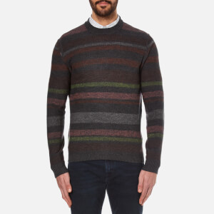 PS by Paul Smith Men's Pullover Crew Neck Jumper - Multi