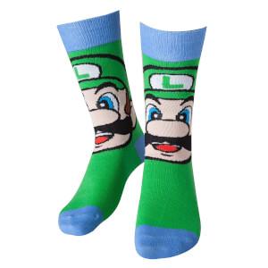 Luigi - Crew Socks 39/42