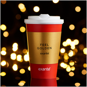 Exante Red Cup