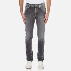 Nudie Jeans Men's Lean Dean Slim Jeans - Grey Hunt