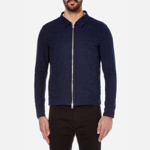 GANT Rugger Men's Textured Shirt Jacket - Evening Blue