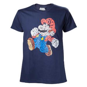 Mario Word Play T-Shirt - XL