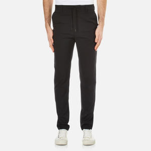 KENZO Men's Tech Wool Drawstring Trousers - Black