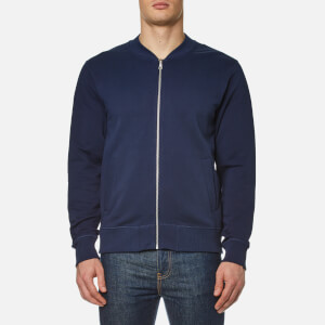 KENZO Men's Embroidered Back Tiger Bomber Jacket - Ink