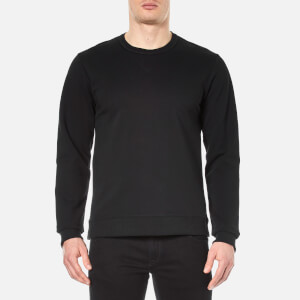 KENZO Men's Back Logo Sweatshirt - Black