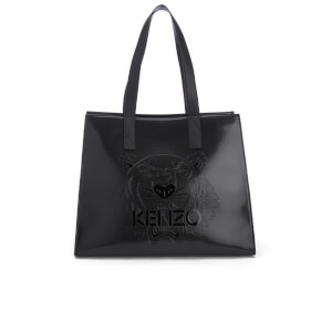 KENZO Women's Icons Horizontal Tote Bag - Black
