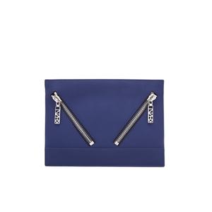 KENZO Women's Kalifornia Clutch Bag - Dark Blue