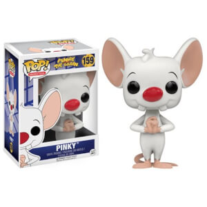Pinky and The Brain Cartoon Pinky Pop! Vinyl Figure