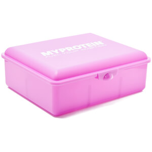 Lunch box Myprotein, taille large - Rose
