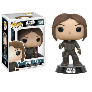 Star Wars: Rogue One Jyn Erso Figura Pop! Vinyl