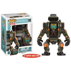 Titanfall 2 Jack & BT pack de 2 figurines Funko Pop!
