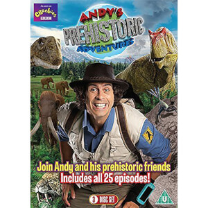 Andy's Prehistoric Adventures - Complete Series 1