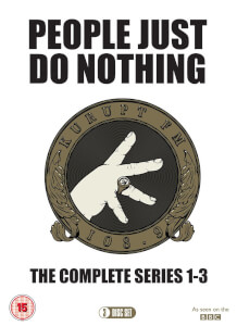 People Just Do Nothing - Complete Series 1-3