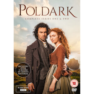 Poldark - Series 1-2
