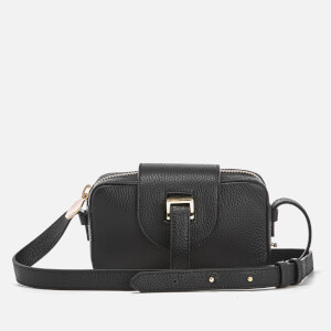 meli melo Women's Micro Box Cross Body Bag - Black