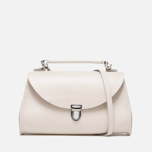 The Cambridge Satchel Company Women's Mini Poppy Bag - Clay Saffiano