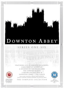Downton Abbey - Series 1-6 with Christmas Specials