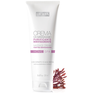 Crema para masajes Home Spa de PUPA - Invigorating 250 ml