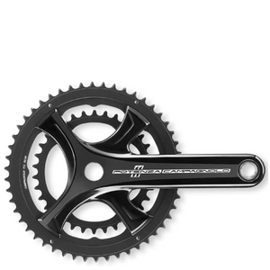 Campagnolo Potenza 11 Speed Power Torque Chainset - Black