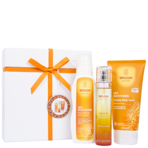 Weleda Sea Buckthorn Ribbon Box