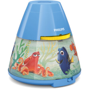 Projecteur Veilleuse LED 2-en-1 - Le Monde de Dory - Disney Philips