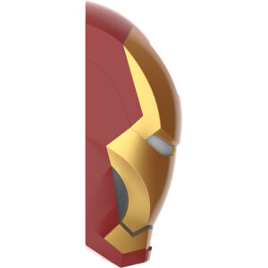 Marvel 3D Wall Light - Ironman: Image 3