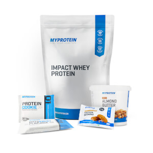 Myprotein White Chocolate Bundle
