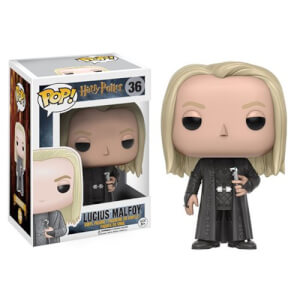 Figura Pop! Vinyl Lucius Malfoy - Harry Potter