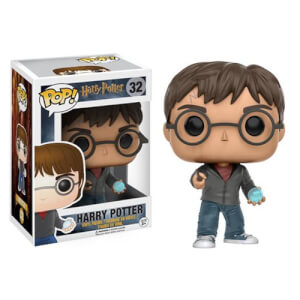 Harry Potter mit Prophezeiung Pop! Vinyl Figur