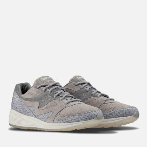 Saucony Men's Grid 8000 CL Heritage 'Dirty Snow II' Trainers - Grey