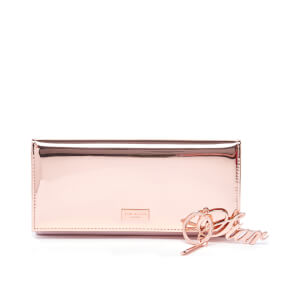 Ted Baker Women's Kina Purse and Keyring Gift Set - Rose Gold