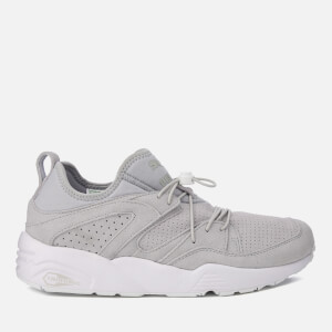 Puma Blaze of Glory Soft Trainers - Grey