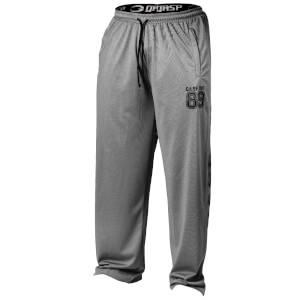 GASP Men's Mesh Pants, Metal