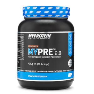 【升級版】 Mypre™ 2.0 氮泵預鍛鍊公式粉