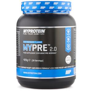 【升级版】 Mypre™ 氮泵预锻炼公式粉 2.0