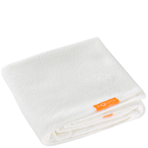 Aquis Lisse Luxe Hair Towel - White