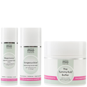 Mama Mio First Trimester Butter Bundle (Valorisé à 84.00€)