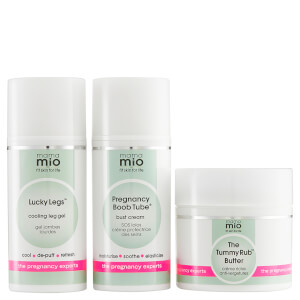 Pack Trimestre 3 Manteca - Mama Mio Third Trimester Butter Bundle