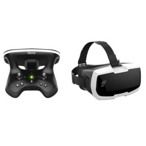 Parrot Skycontroller 2 and Cockpit FPV Glasses Bundle